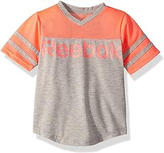 Girls' Mesh Collegiate T-Shirt