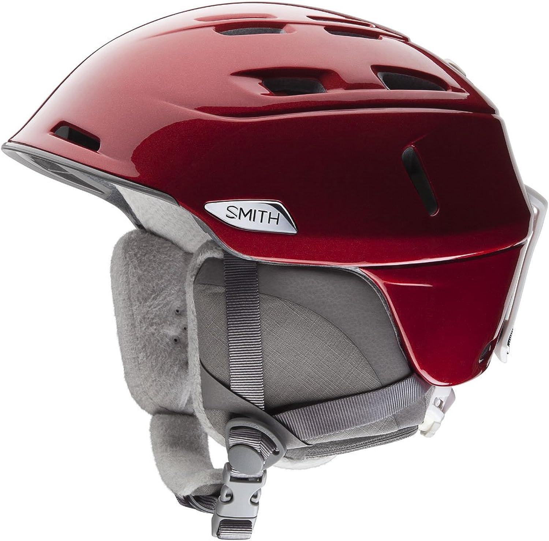 Smith Optics Womens Adult Compass MIPS Snow Sports Helmet  Metallic Pepper Medium (5559CM)