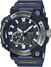 [カシオ] 腕時計 ジーショック Bluetooth 搭載電波ソーラーFROGMAN カーボンコアガード構造 GWF-A1000-1A2JF メンズ ブルー
