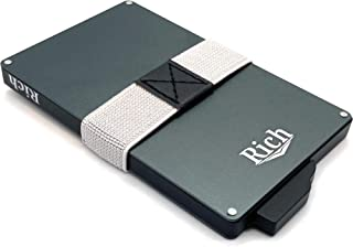 Rich Card Holder Wallet Case RFID Blocking Minimalist Contactless Card Protector