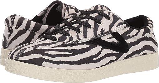 White/Black Zebra