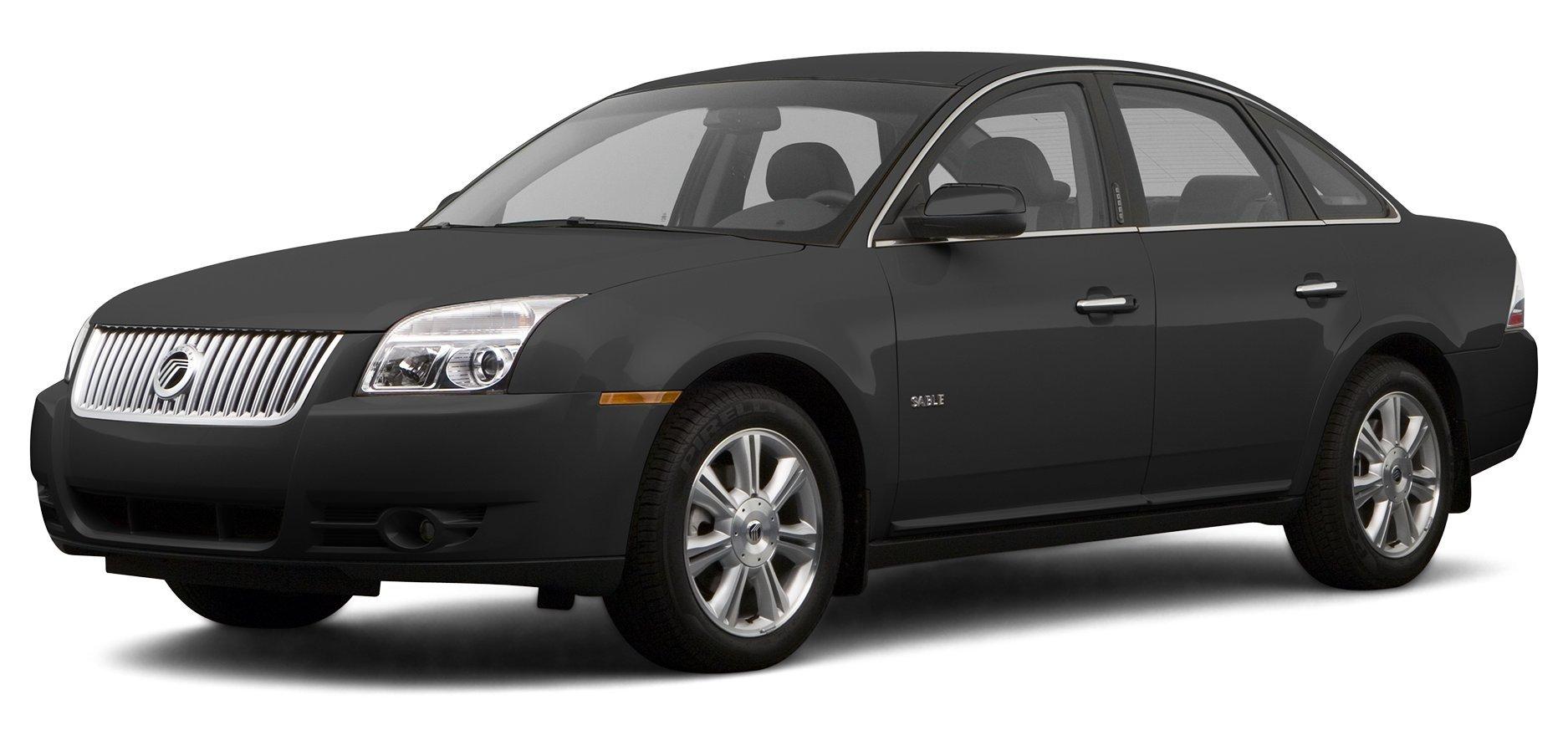 ... 2008 Mercury Sable Premier, 4-Door Sedan Front Wheel Drive ...