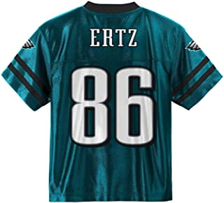 Outerstuff Zach Ertz Philadelphia Eagles #86 Green Youth Home Player Jersey