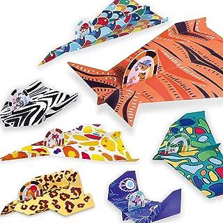 JarMelo Amazing Origami Series Animal Pilots