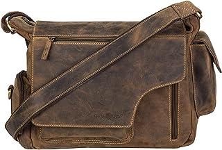 Greenburry Vintage Messenger II Leder 39 cm