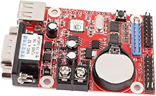 X-DREE TF-S6UR USB Port U-disk LED Screen Display Control Card P10 Module (6938f3a5-a222-11e9-8d7c-4cedfbbbda4e)