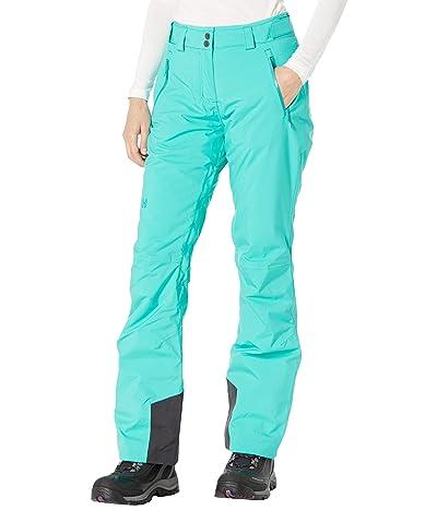 Helly Hansen Legendary Insulated Pants (Turquoise) Women