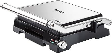 Mienta CG28209A Master Grill and Panini Presser, 5 Temperature Levels - 2000 Watt