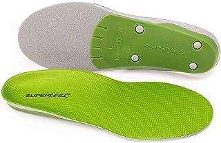SUPER feet ワイドサイズ [ TRIM FIT GREEN WIDE ] スーパーフィート インソール トリムフィット グリーン ワイド 正規品 (05:E (27.5~29.0))