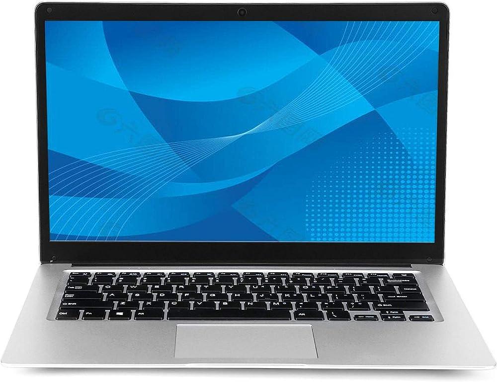 Laptop da 14 pollici intel celeron a 64 bit, 4 gb di ram ddr3, 64 gb di emmc NBC14