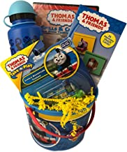 Thomas Friends Train Gift Basket with DVD and Toys Games Toddler