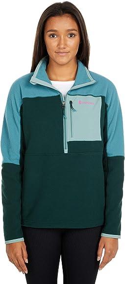 Dorado 1/2 Zip Fleece Jacket