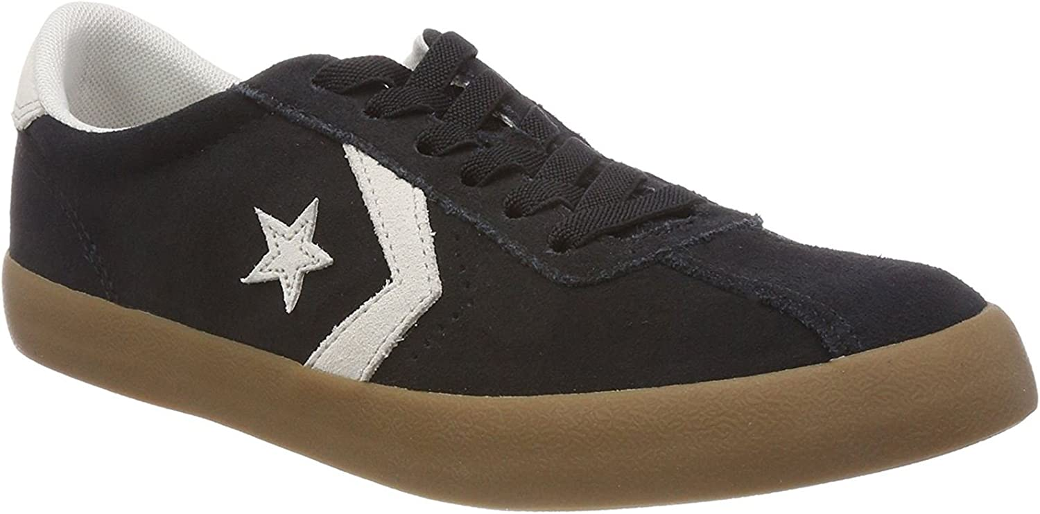 Converse Mens Breakpoint Ox Suede Trainers Black