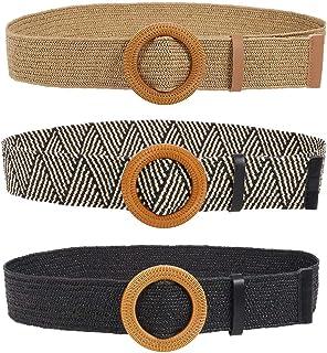 Amazon.co.uk: Multicolour Belts Accessories: Clothing
