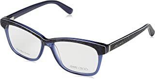 Rx Eyeglasses Frames JC 98 8ZV 53-15-140 Blue Python Made in Italy