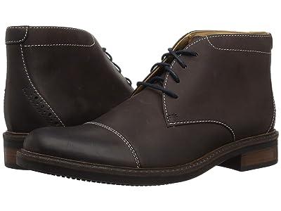 Bostonian Maxton Mid (Dark Brown Leather) Men