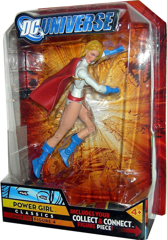 DC Universe Classics Imperiex Series Wave 10 Figure 4 Power Girl Action Figure