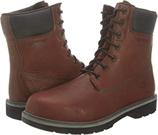 "Wolverine Men's Hayes 8"" Waterproof Comp Toe Boots"
