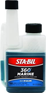 STA-BIL 360 (22239) Marine Ethanol Treatment and Stabilizer, 8 oz.