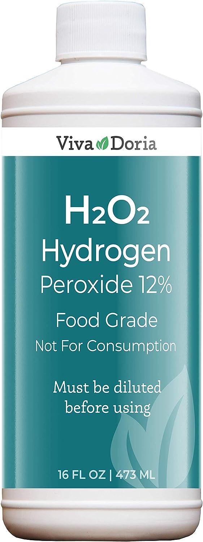 Viva Doria H2O2 Hydrogen Peroxide 12%