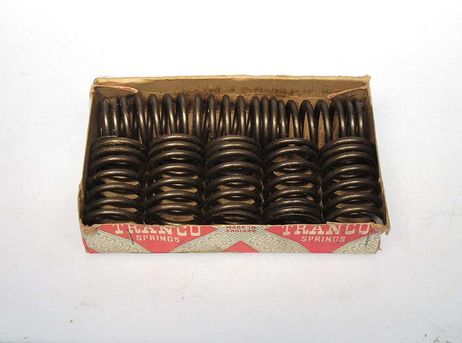 Standard Eight Ten 1954-1959 Seattle Mall New Qty Quality inspection 8 Springs Valve Tranco