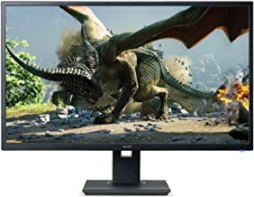 "Acer ET322QK wmiipx 31.5"" Ultra HD 4K2K (3840 x 2160) VA Monitor with AMD FREESYNC Technology (Display Port 1.2 & 2 - HDMI..."