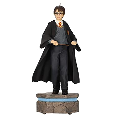 Hallmark Keepsake Christmas Ornament 2020, Harry Potter Collection Harry Potter Storytellers With Light and Sound