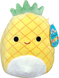 Squishmallow 8 Inch Maui The Pineapple Plush Toy, Super Pillow Soft Plush Stuffed Animal, Yellow