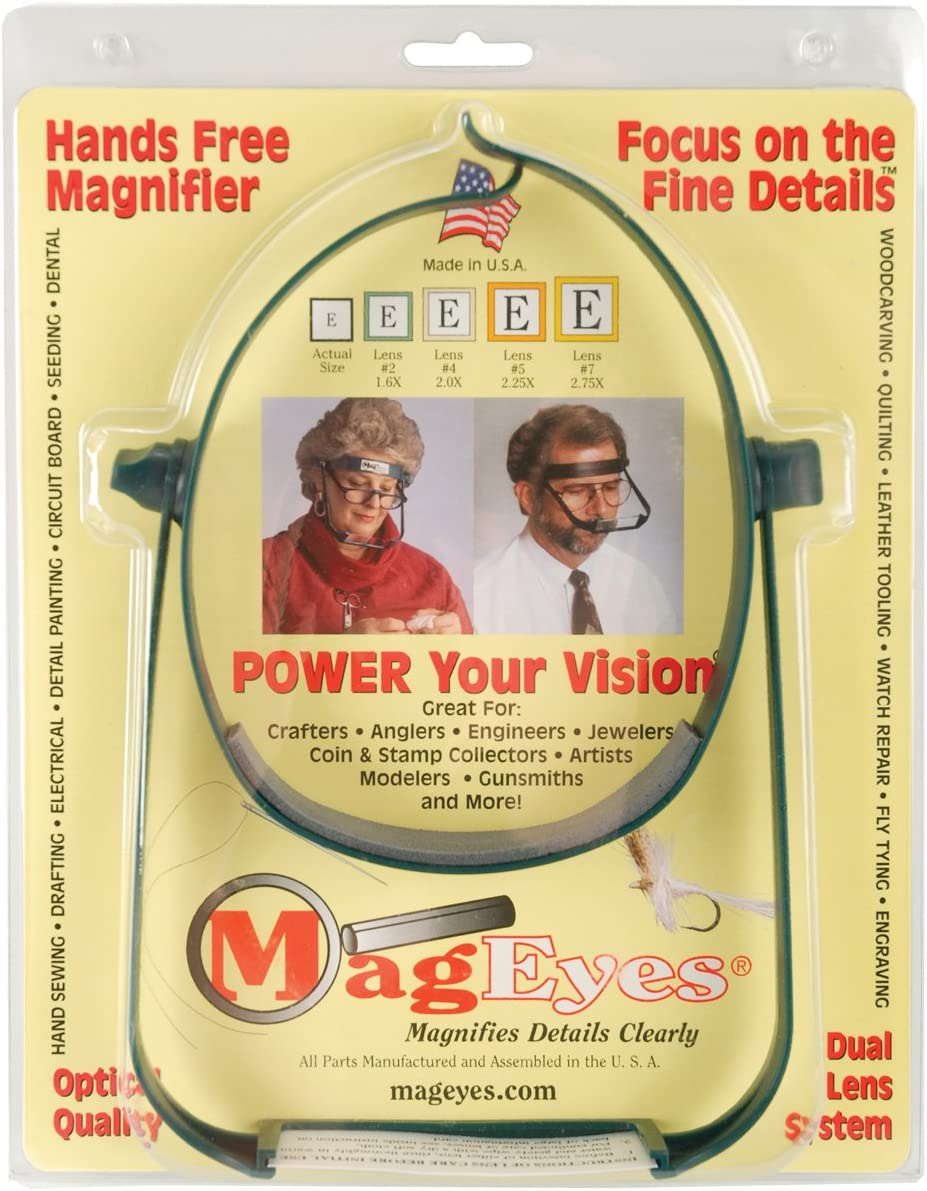 Mag Financial Max 48% OFF sales sale Eyes Magnifier #2