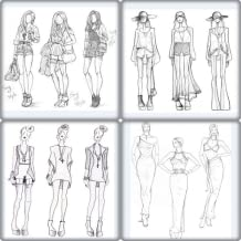 How To Draw Fashion Figures