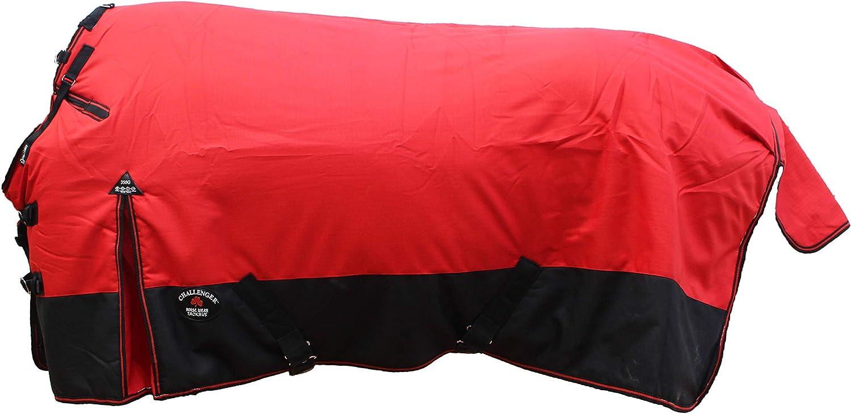1000D Turnout Waterproof Horse Winter Coat Blanket 106