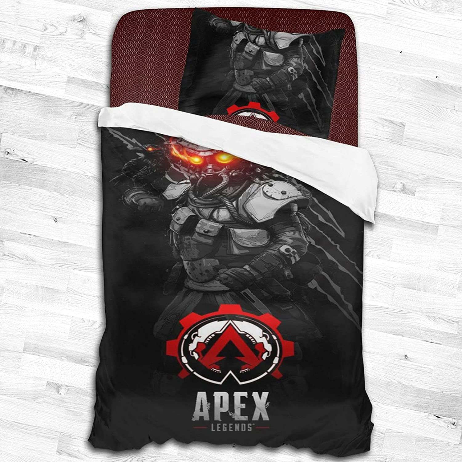 Apex-Bloodhound Soft 2-Piece Bedding Online limited product Set Sheets Limited price Cover Bed Quilt