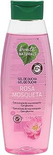 BONTE gel de ducha rosa mosqueta bote 750 ml