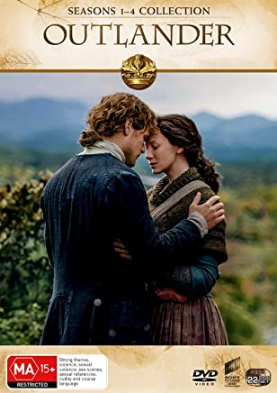 Outlander: Seasons 1-4 Collection