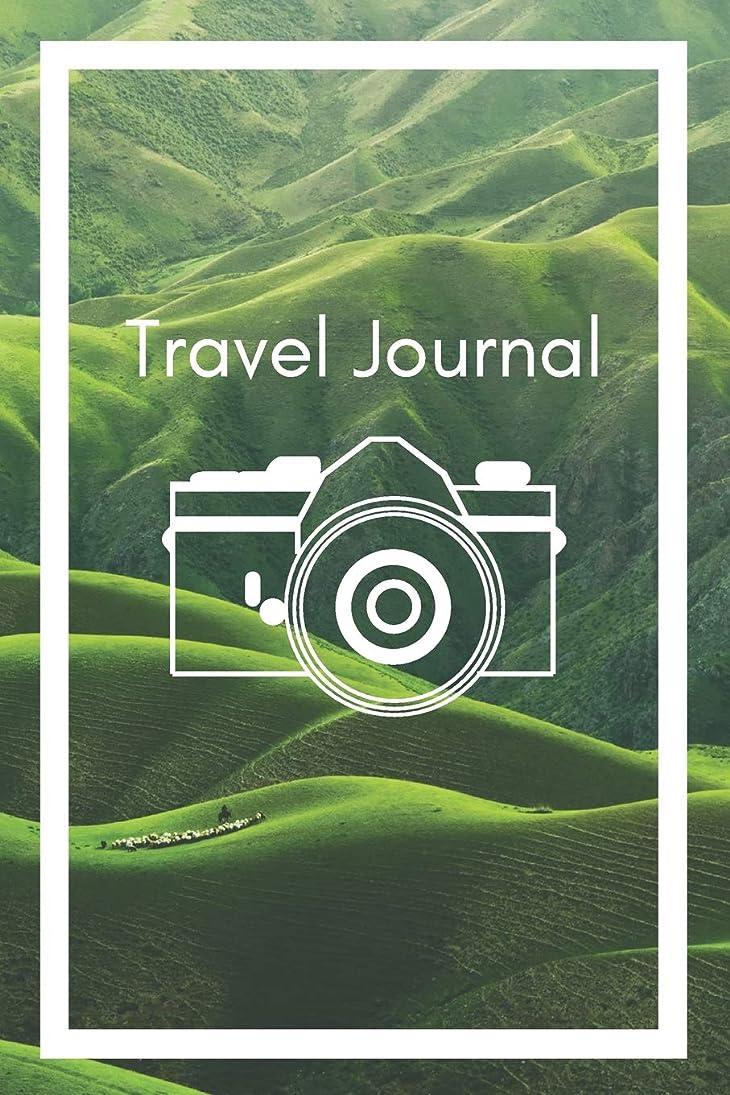入場料プレミア熱心なTravel Journal: A Blank Lined Notebook and Journal for Travelers, Adventure Seekers, and Photographers