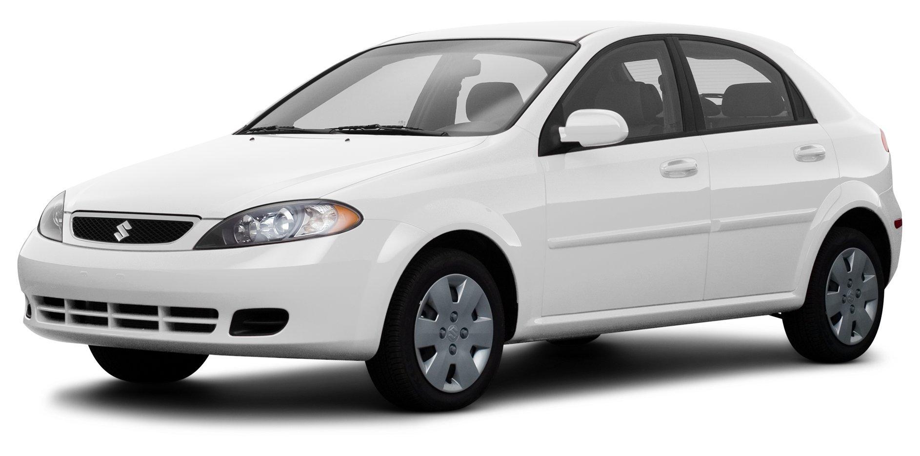 ... 2008 Suzuki Reno Convenience Package, 4-Door Hatchback Automatic Transmission ...