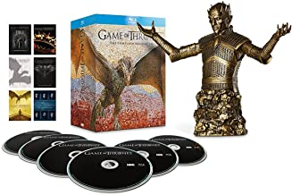 Game of Thrones - Season 1-6 Bronze Bust Edition Exclusive to Amazon.co.uk  2016  Region Free