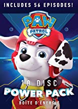 PAW Patrol - Power Pack: Sports Day / Pups Make A Splash / Air Patrol / Big Rescues / Icy Adventures / Pups Save the Kittens / Mission Paw / Animal Adventures / Pups Save The Show / Sea Patrol