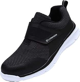Steel Toe Shoes Men Women, Indestructible Safety Slip Resistant Work Shoes, D9003