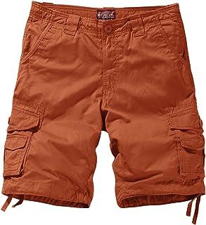 837f628c75 Amazon.co.uk: Orange - Shorts / Men: Clothing