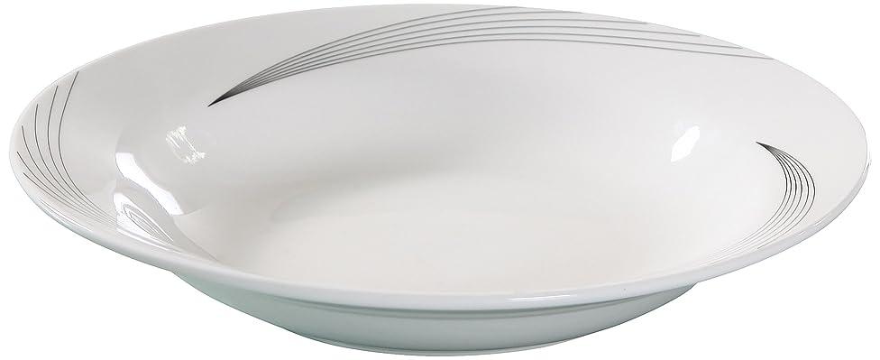Yanco UR-311 Pasta Bowl, 22-oz Capacity, 10.5