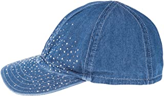 Maximo 女孩 jeans-basecap MIT strass 盖