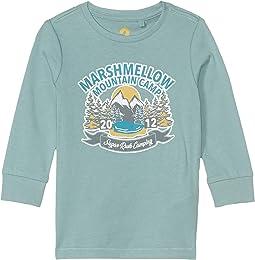 Rusty Aqua/Marshmellow Mountain