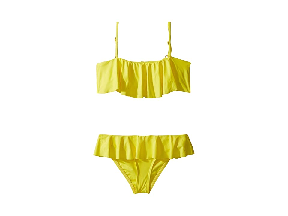 L*Space Little L Lucy Set (Canary Yellow) Women