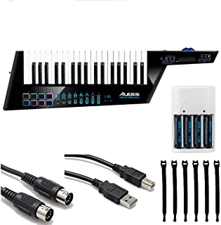 Best alesis vortex usb midi keytar controller with accelerometer Reviews