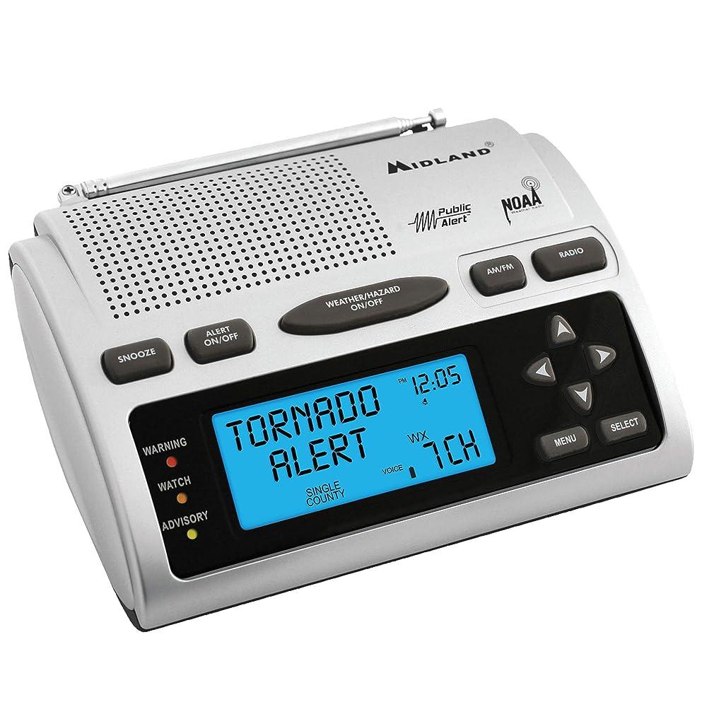 見習い敵対的疲れたMidland WR300 Weather Radio