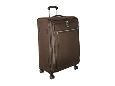 Travelpro Platinum(r) Elite 29 Expandable Spinner (Rich Espresso) Luggage
