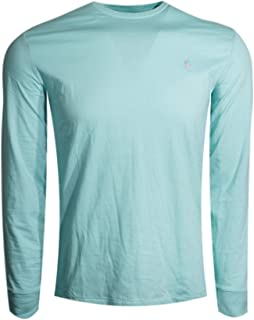 Polo Ralph Lauren Mens Heathered Classic Fit T-Shirt