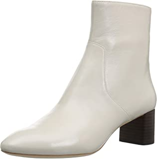 Women's Gema Almond Toe Mid Heel Boot