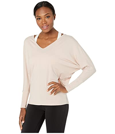 manduka Adorn Dolman Top (Bark) Women